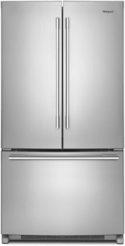 Whirlpool WRFA35SWHZ Stainless Steel Electric French Door Refrigerator